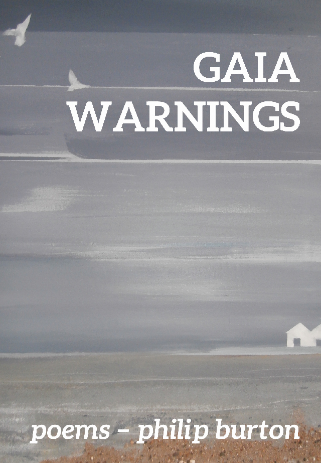 Gaia Warnings, front cover