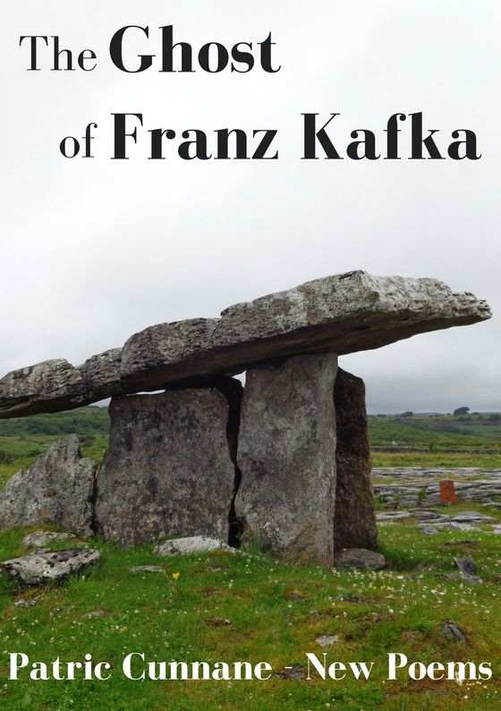 The Ghost of Franz Kafka, front cover