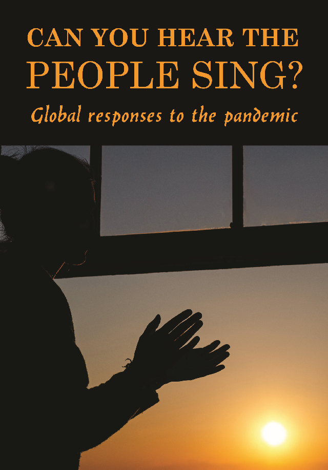 Can you hear the people sing? front cover