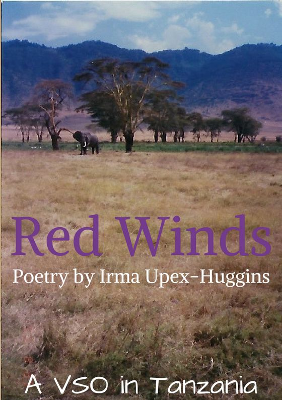 Red Winds, front cover