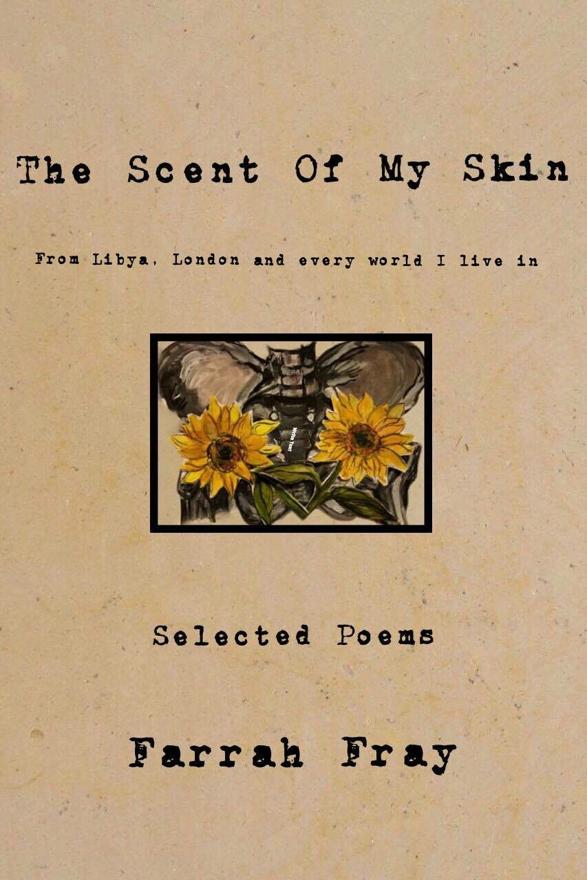 The Scent of my Skin, front cover