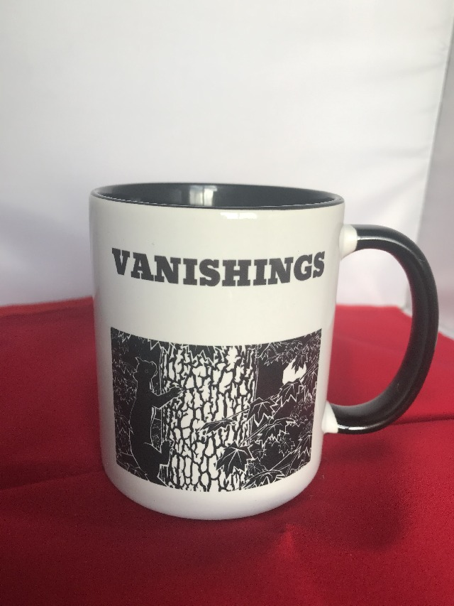 Vanishings Coffee Mug
